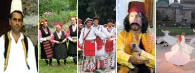 Intangible Heritage in South East Europe