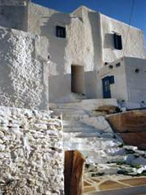 Houses of Sifnos