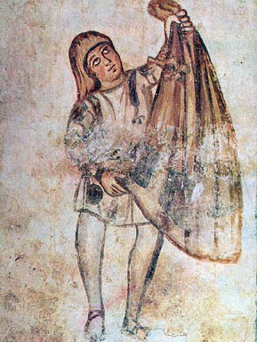 Fresco from the Tomb