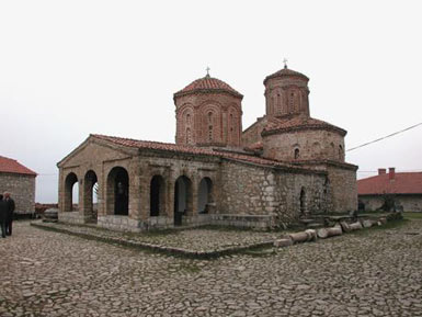 The Monastery of St. Nahum of Ohrid