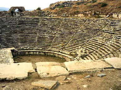 Theatre at Aphrodisias