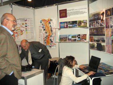 The project is presented at BAIT EXPO 2008