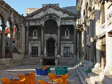 Split, Historical Complex with the Palace of Diocletian