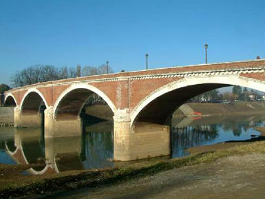 Sisak, the Old bridge