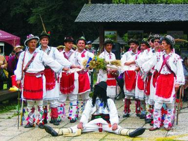 Танцът Калуш