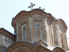 Church of St. George in Staro Nagorichane