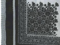 Zmijanjski folk embroidery